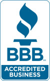 Calgary network support BBB logo